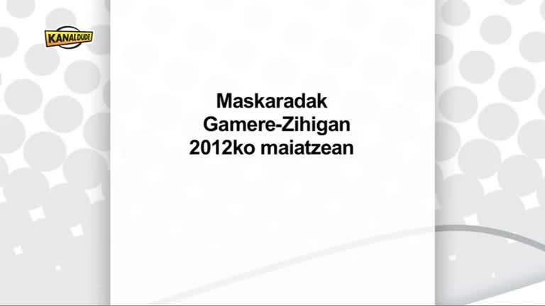 Maskaradak Gamere-Zihigan