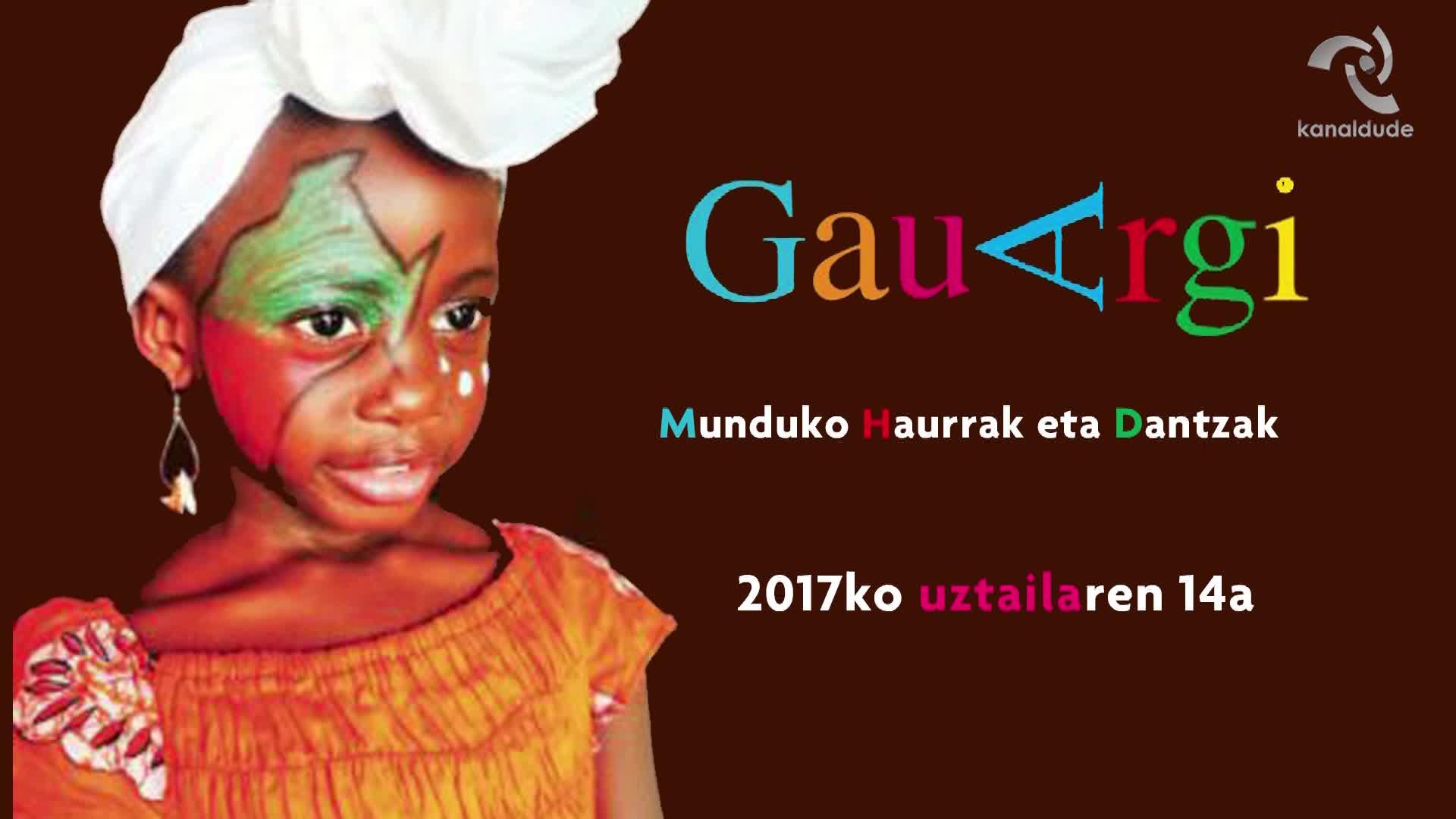 Gau argi 2017 : Ezpela dantza taldea