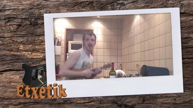 [ ETXETIK] Peio Artetxe - I Want To Break Free