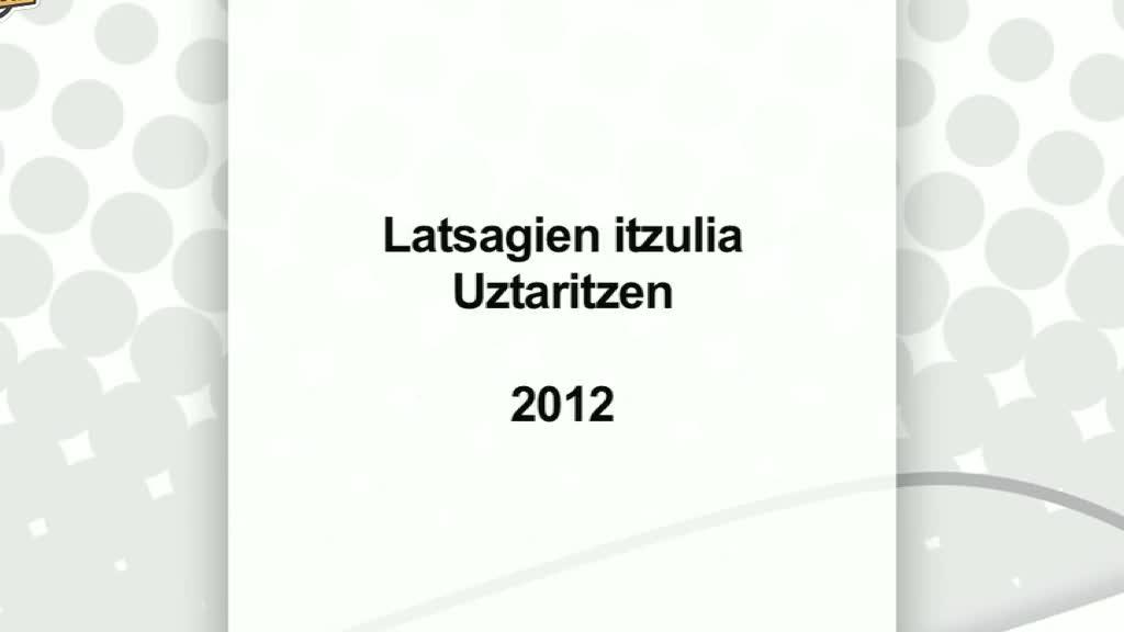 Artxiboa : Latsagien itzulia 2012