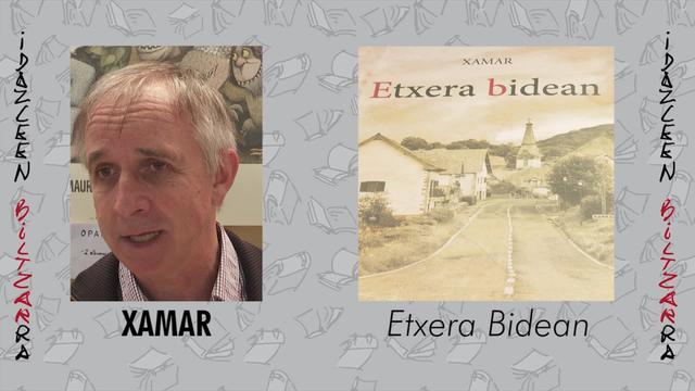 Idazleen Biltzarra 2019 - Xamar - Etxera bidean