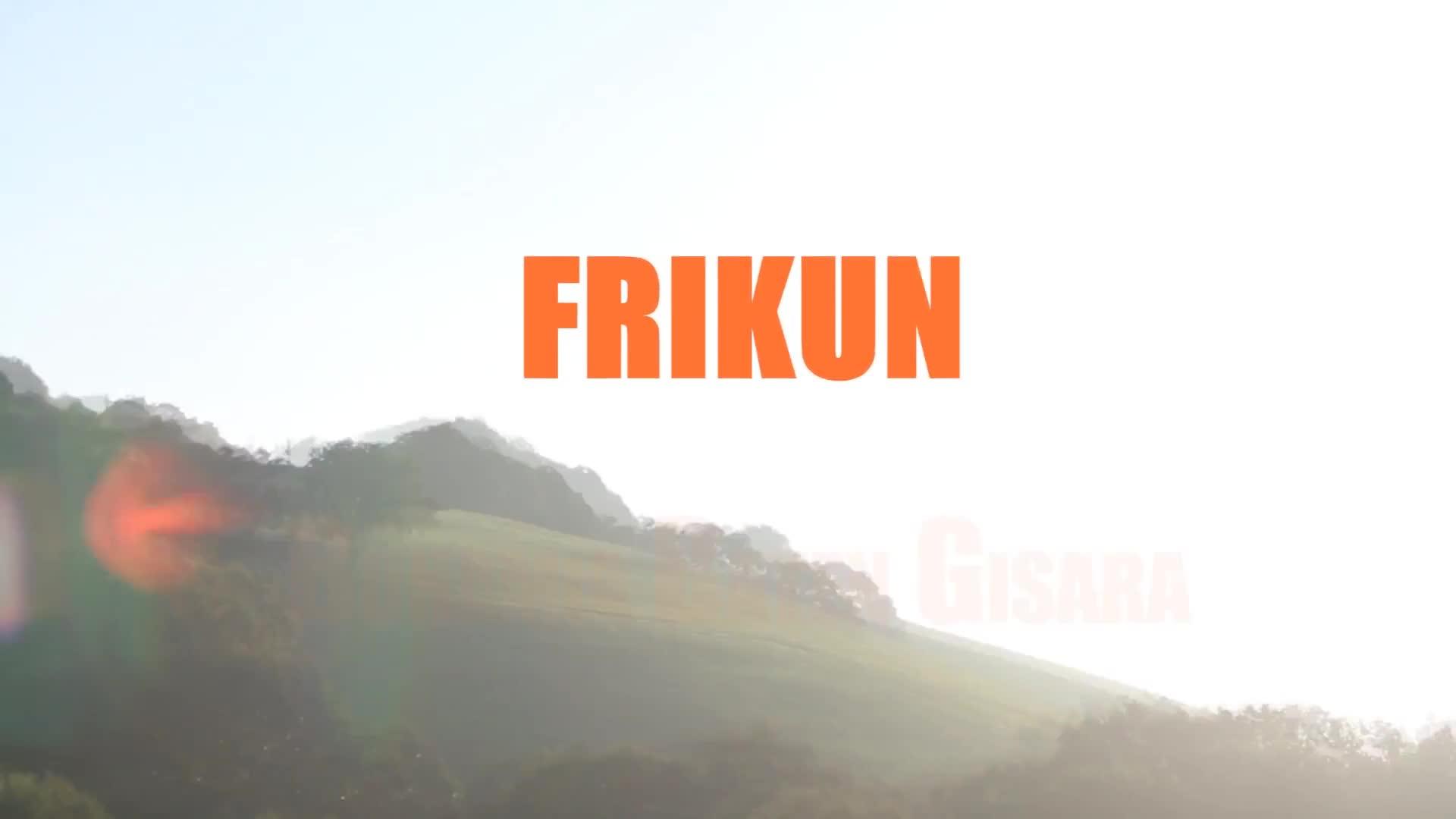 """Frikun """"Buhamia baten Gisara"""" (Official clip)"""
