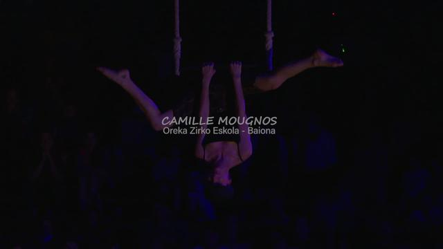 Euskal Zirko Kabareta: Camille Mougnos