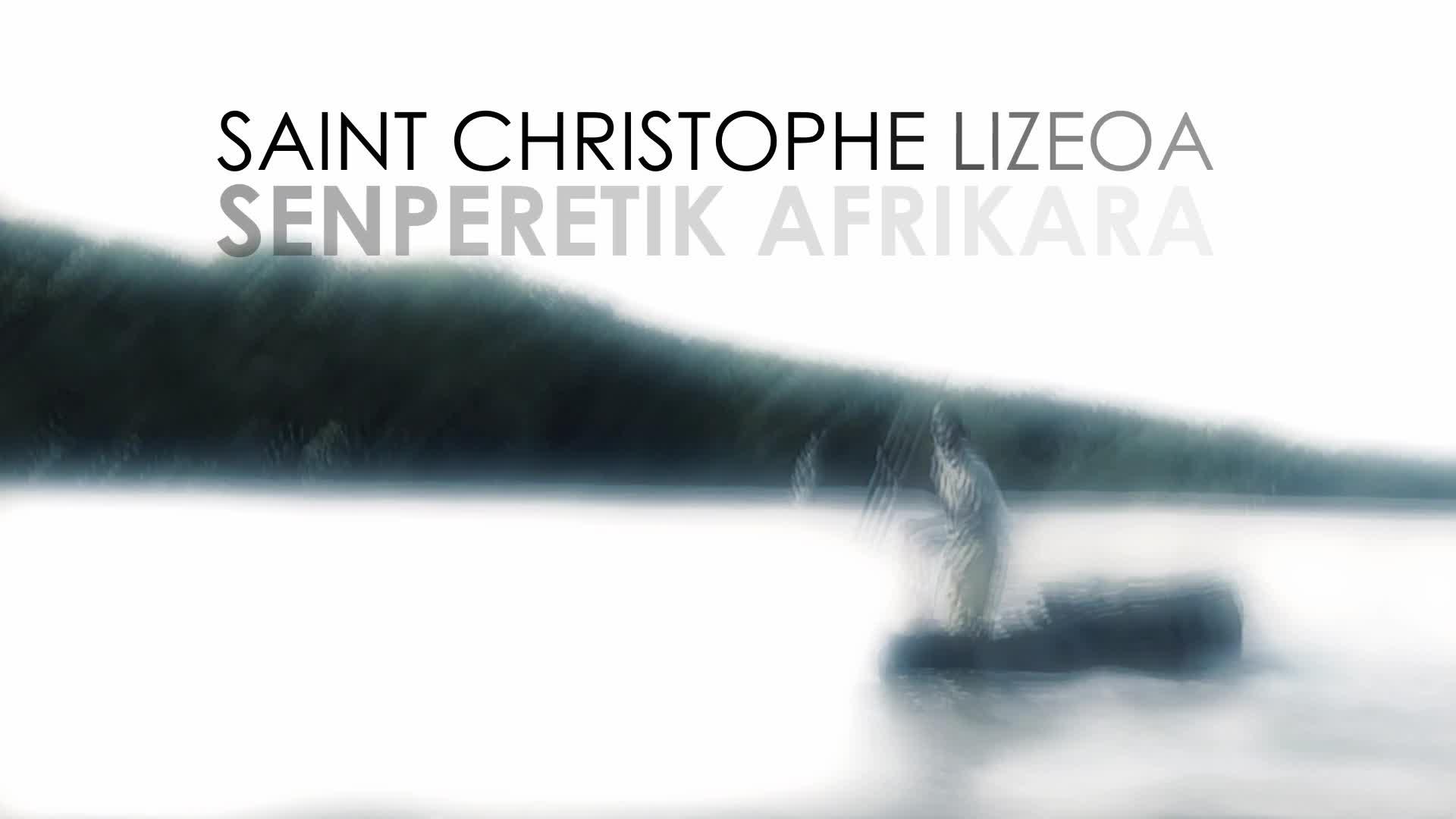 Saint Christophe lizeoa Senperetik Afrikara