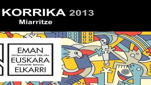 Korrika 2013 Miarritze