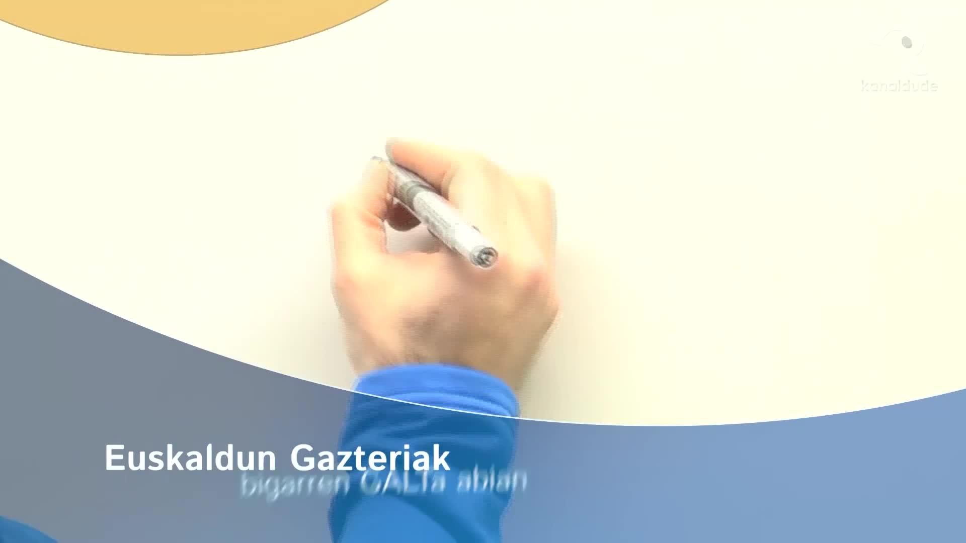 Euskaldun Gazteriak bigarren GALTa abian