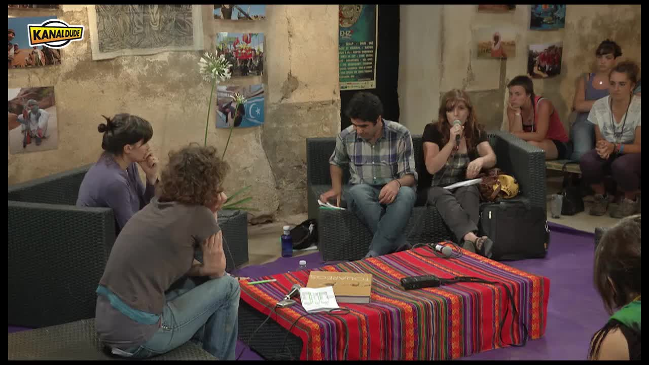 EHZ 2014: Emazteen egoera eta borrokak Kabilia eta Kurdistanen (2.zatia)