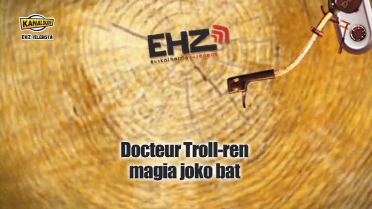 EHZ 2012 : Docteur Troll