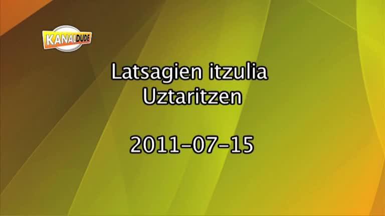 Latsagien itzulia 2011