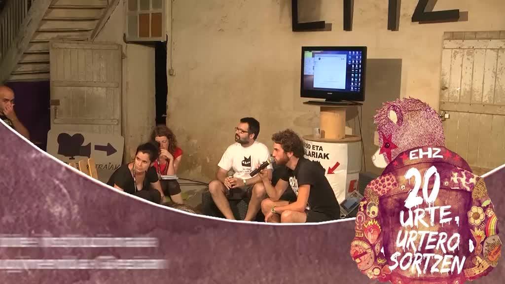 EHZ 2015: bide instituzionala eta herri mugimendua Grezian