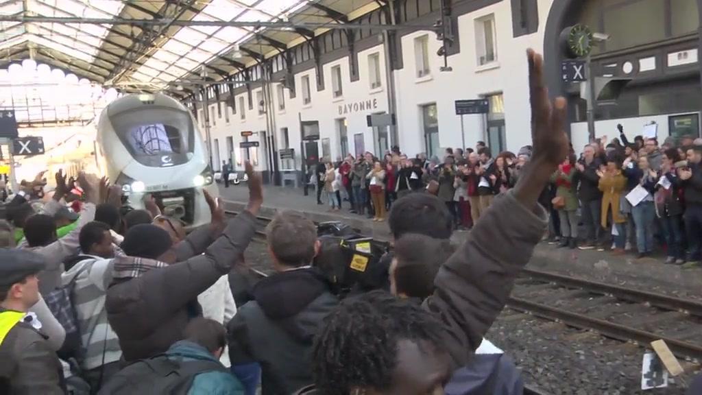 HARIAN - Migranteak : elkartasuna indartzen eta saretzen