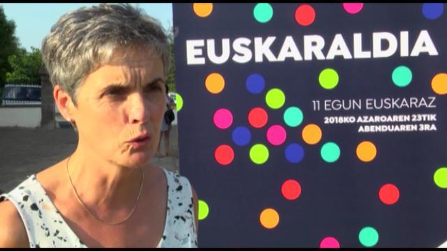Euskaraldia: Cécile Crouspeyre