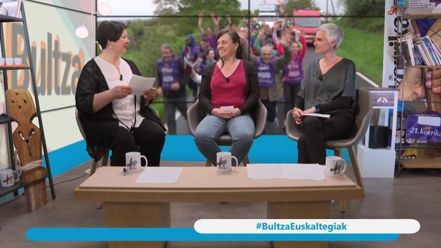 Bultza Euskaltegiak, Bultza Euskara!