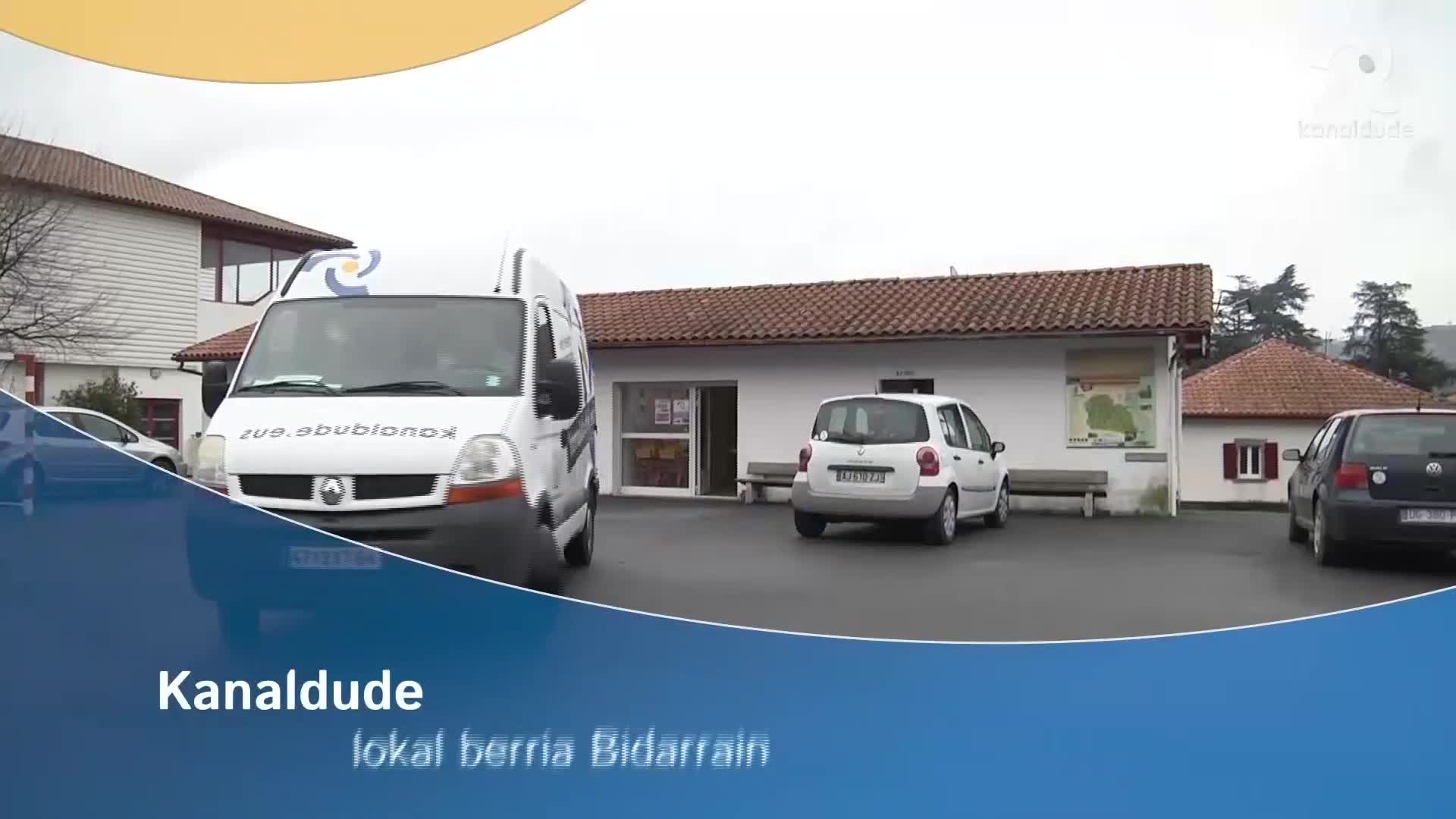 Kanaldude: lokal berria Bidarraien