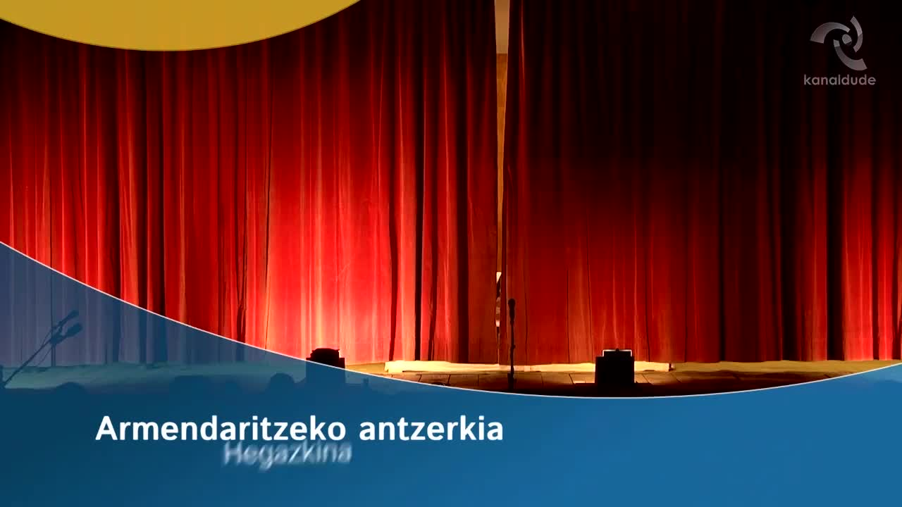 Armendaritze antzerkia: Hegazkina