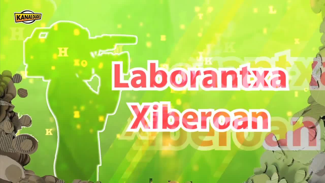 """Mihia Pitz telebista jokoa: """"Laborantza Xiberoan"""" erreportaia"""