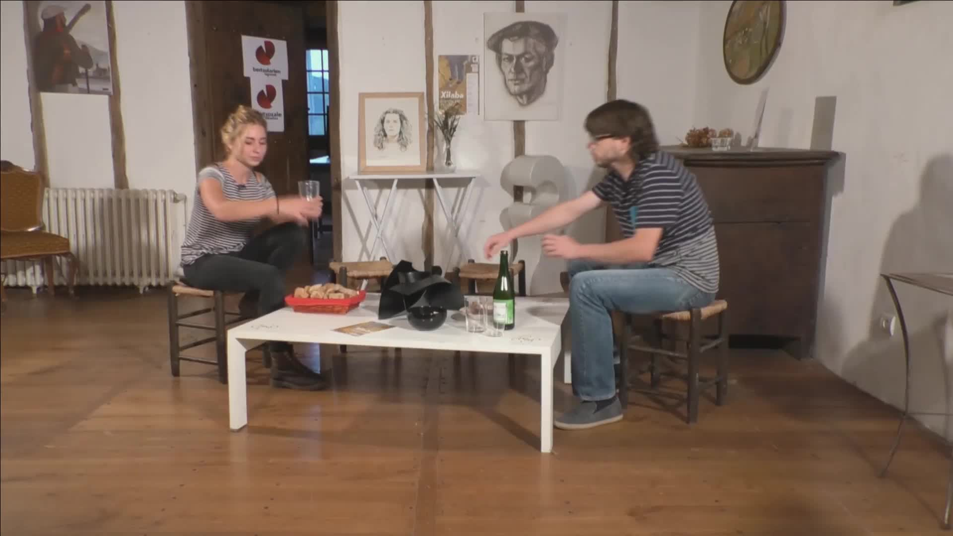 Kanaldude Zuzenean: Xilaba - Lehen partea