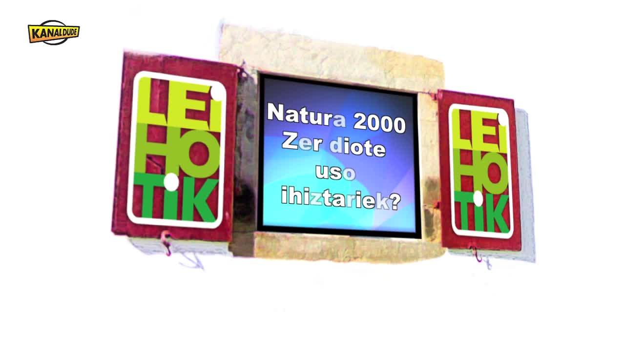 Leihotik: Zer diote uso ehiztariek Natura 2000z ?