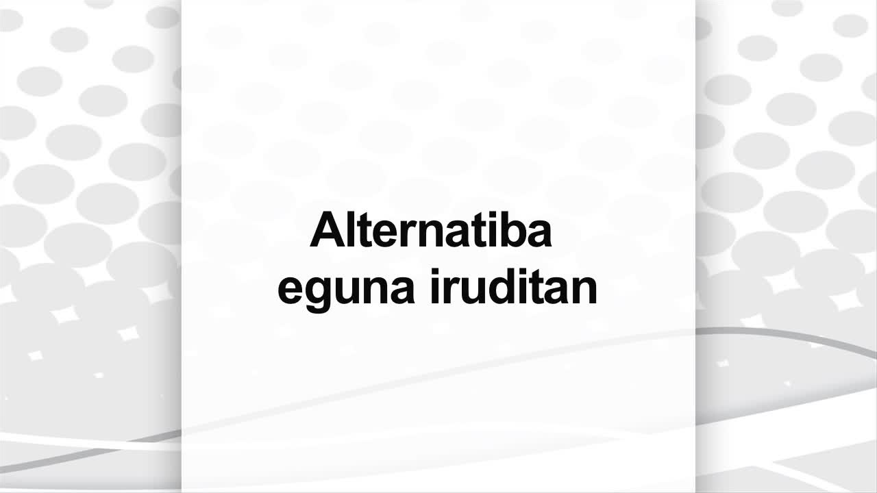 Alternatiba 2013, alternatiben herrixkaren eguna iruditan