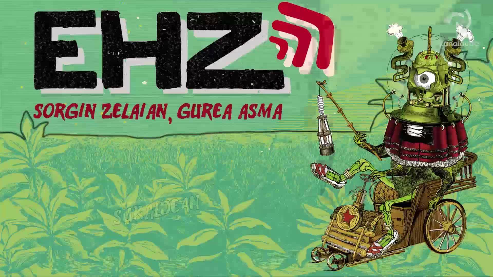 EHZ 2016: Sukaldean