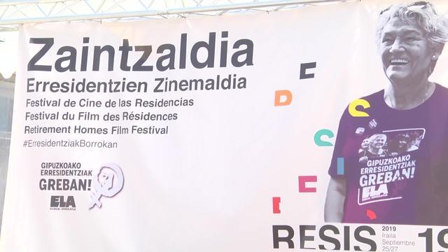 Zinetika #6 Zaintzaleen protesta