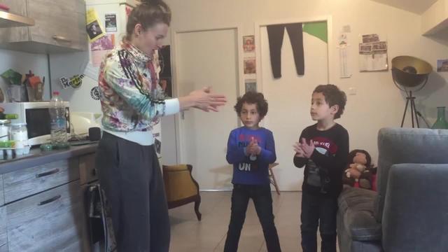 Etxean dantzan #6 Joana Olasagastirekin