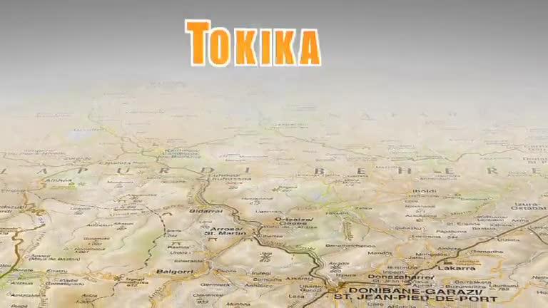 TOKIKA Heleta : Festibalen artean
