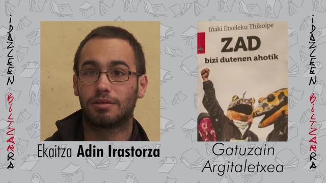 Idazleen Biltzarra : Gatuzain argitaletxea