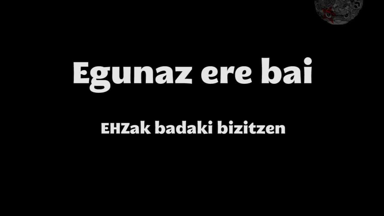 EHZ egunaz