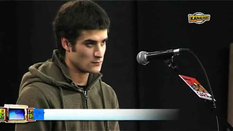 XILABA 2010 : Buruz buruko partean, kartzela, Odei Barroso