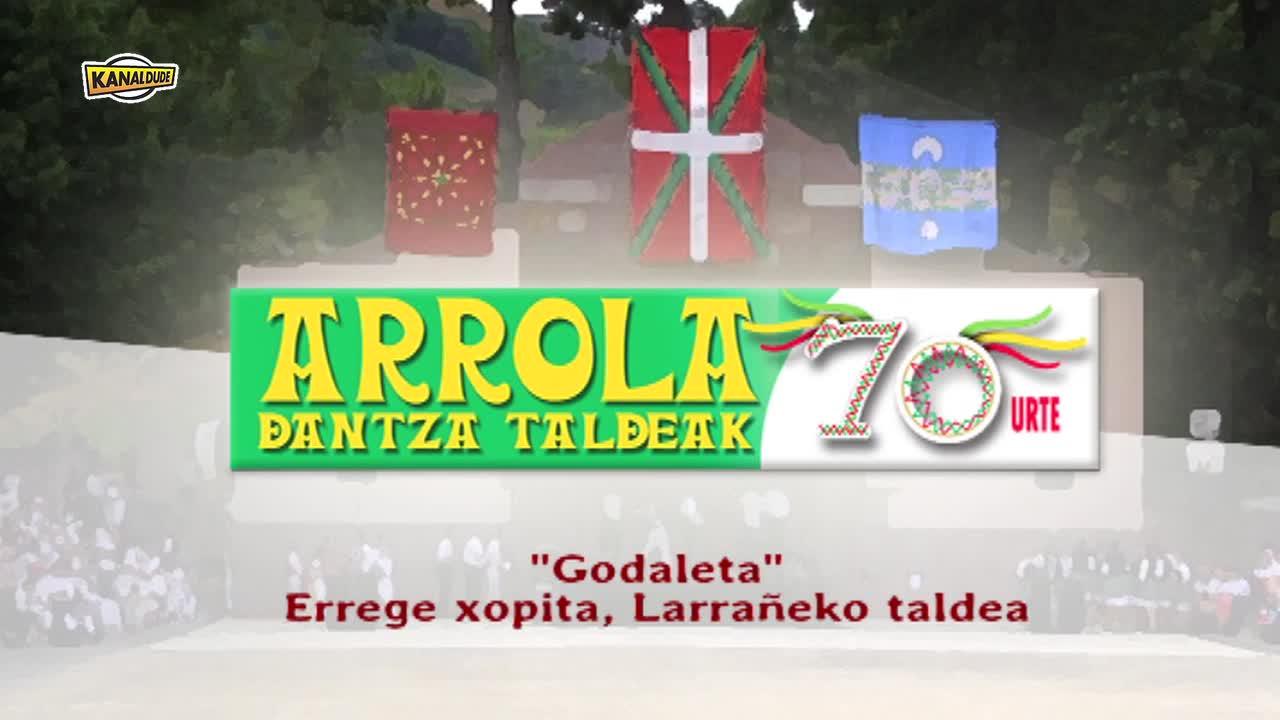ARROLAK 70: GODALETA