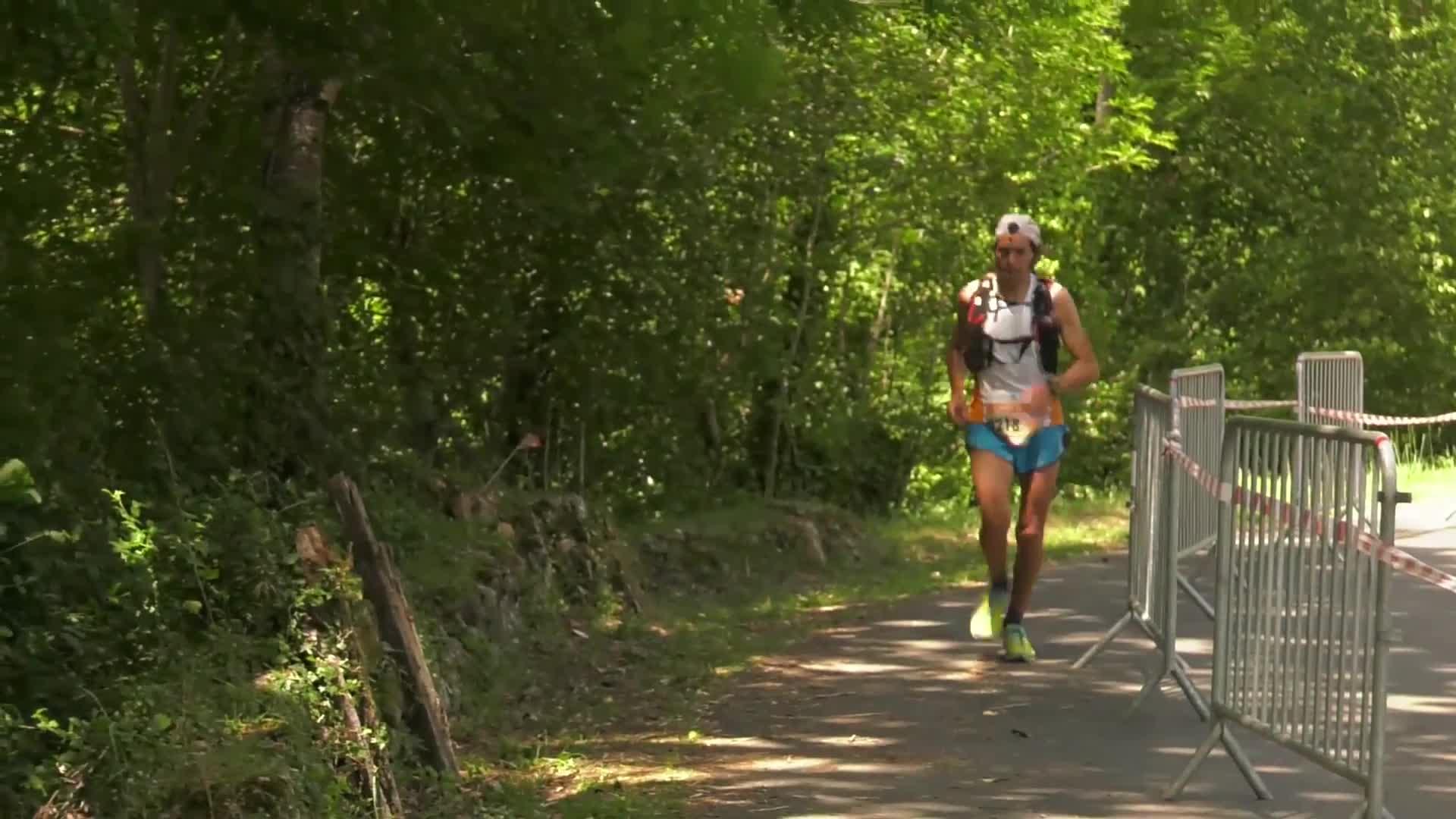 Euskal Trail 2017: Sergio Luís TEJERO korrikalariaren lekukotasuna Urepelen