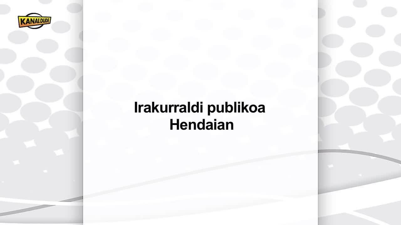 Irakurraldia Hendaian: Joseba Sarrionandia gogoan