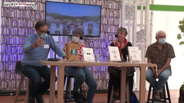 IDAZLEEN BILTZARRA 2020 -Euskaltzaindiaren argitalpenen aurkezpenak