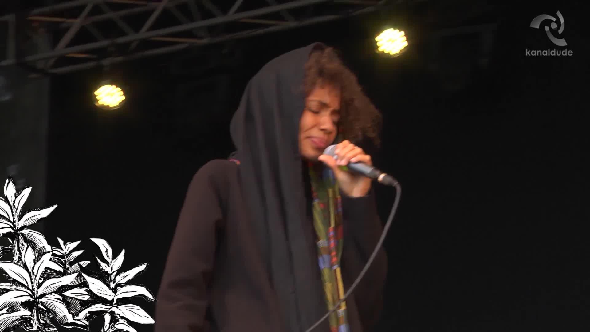 EHZ 2016: Nneka (Heartbeat)