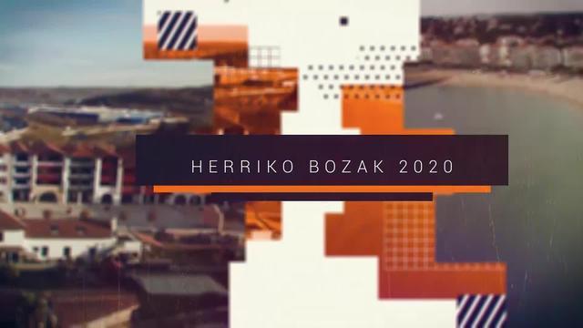 Herriko Bozak 2020 Lehen itzuliaren emankizuna
