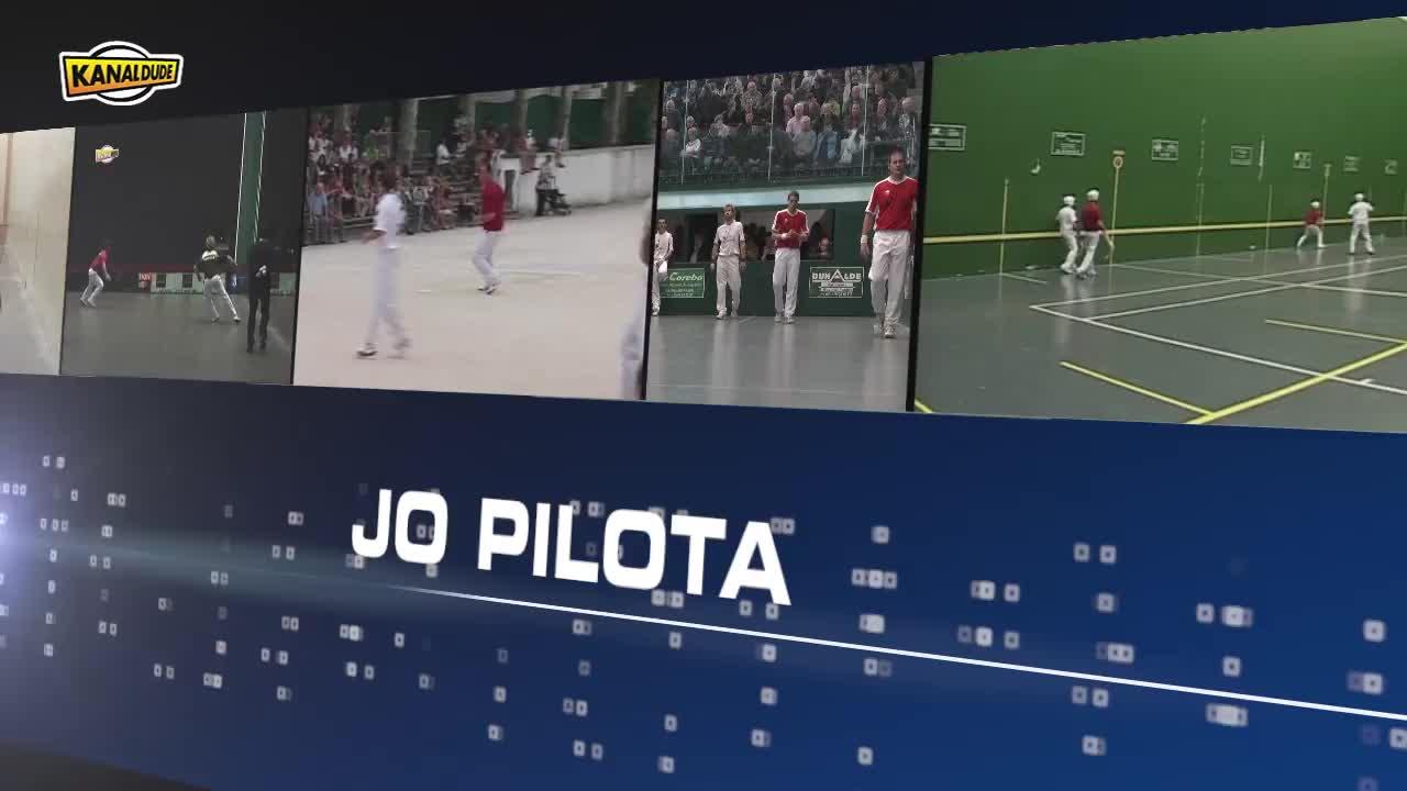 Euskal herriko Pilota Finalak 2014: Gazteak eta laguntzaileak ohoretan