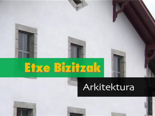 Etxeen arkitektura