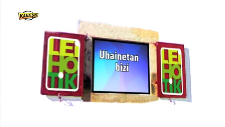 """Frantsesenea lizeoa : """"Uhainetan bizi"""" erreportaia"""