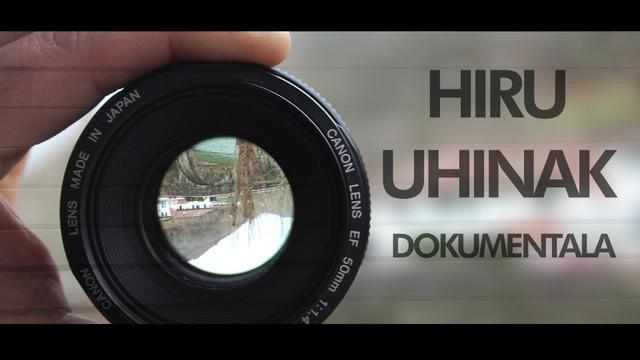 Hordok - Hiru Uhinak dokumentala | Loïc Legrand egilearekin solasean (zinea.eus)