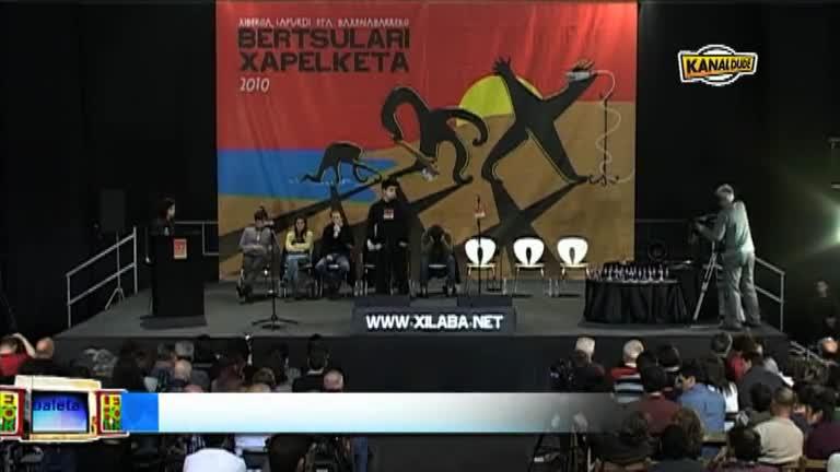 XILABA 2010 : Eneritz Zabaleta, kartzelako gaia