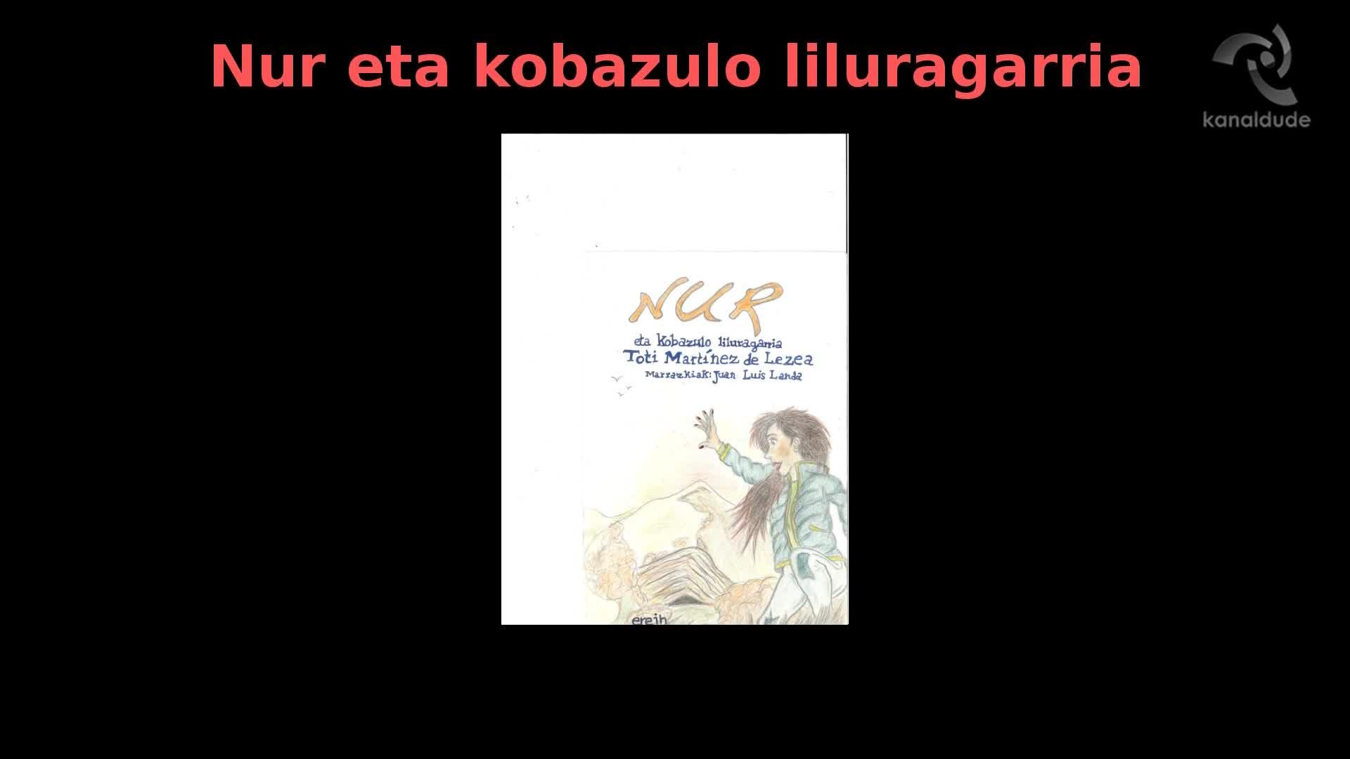 """Nur eta kobazulo liluragarria"" Toti Martinez de Lezea _2"