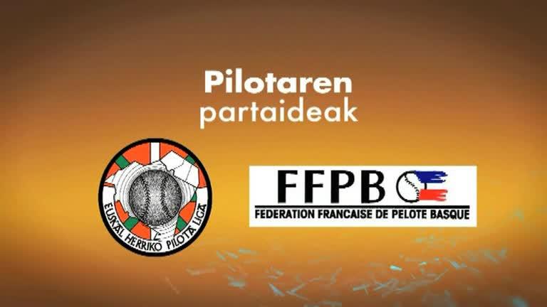 FFBP 2011 : arau berriak trinketa zaharrean