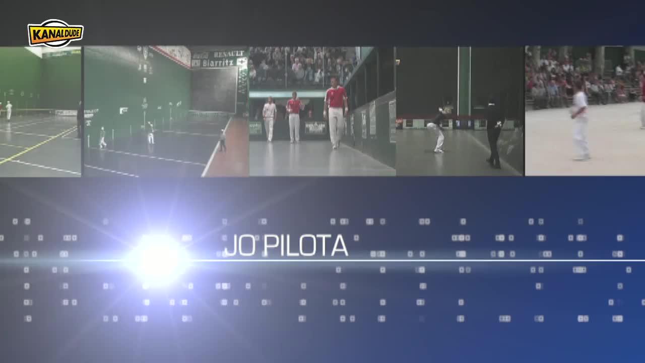 Jo Pilota emankizuna: azken finalak