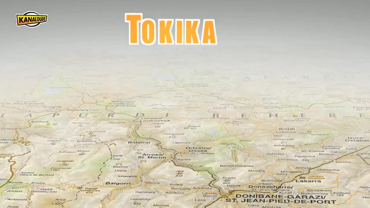 TOKIKA Sara: Laborantza
