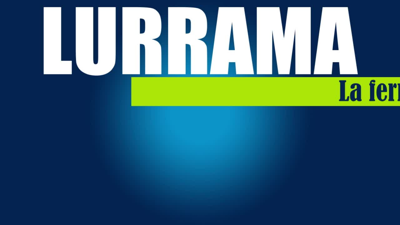 Lurrama 2015 10.edizioa spot