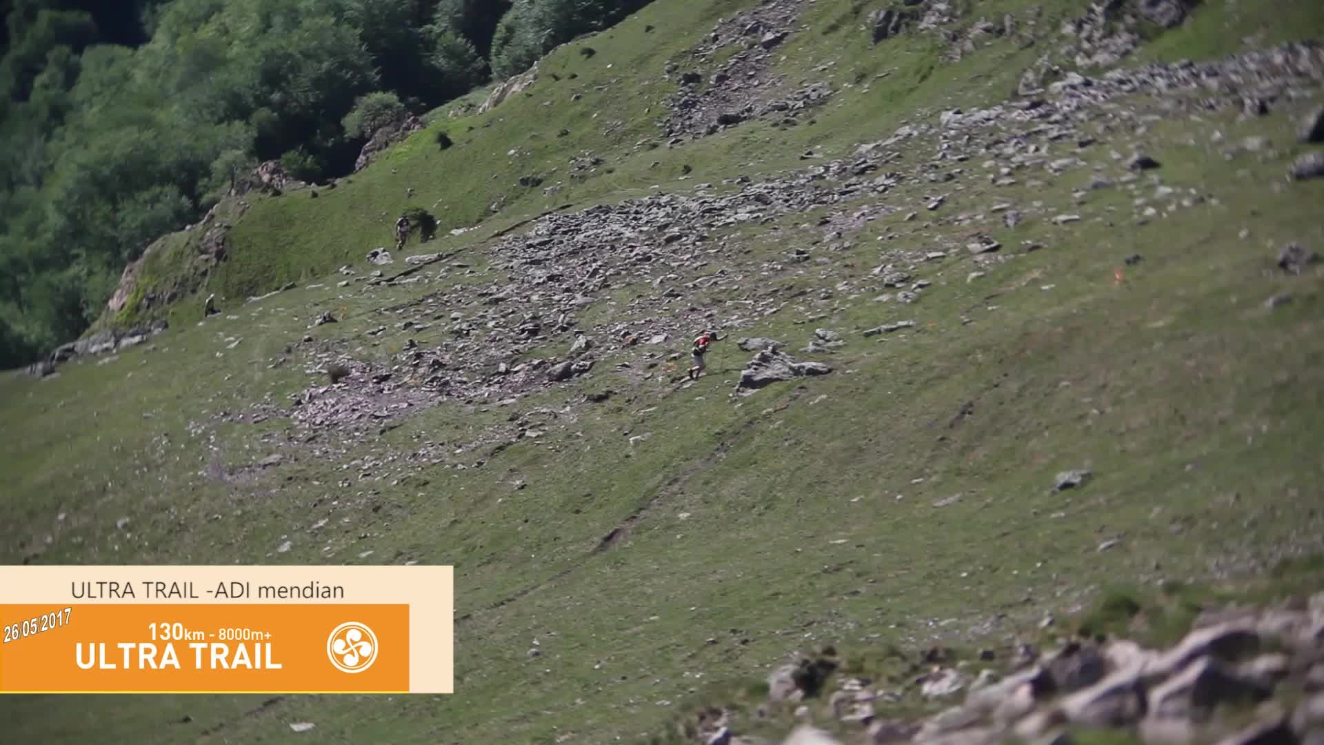 Euskal TRail  2017: ULTRA TRAIL AHADI mendian