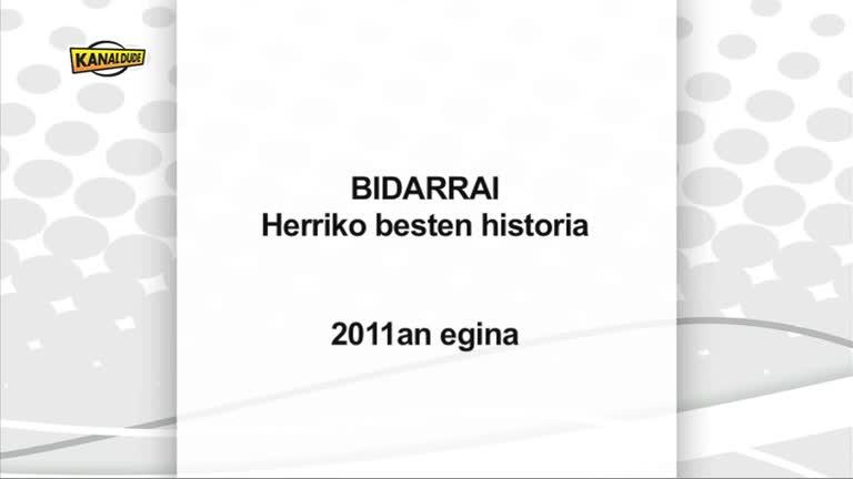 BIDARRAI : Herriko besten historia