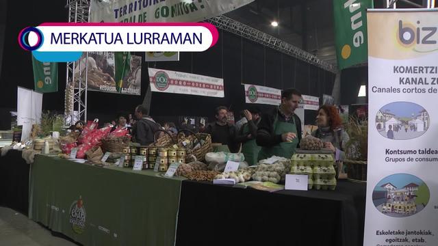 Lurrama 2019 Merkatua