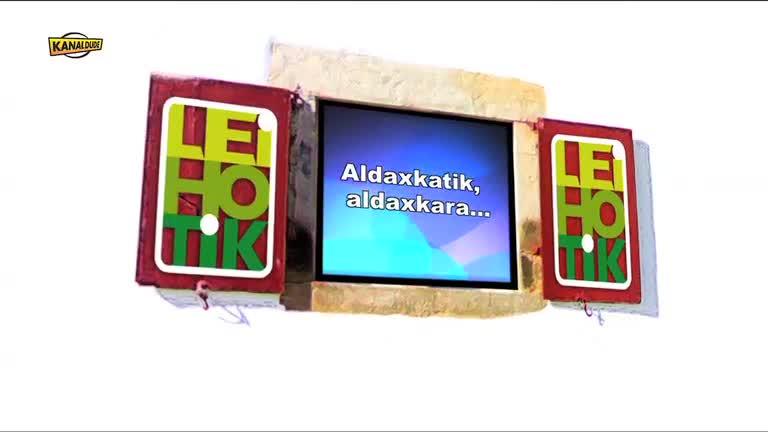 KOOPERATIBAK : Aldaxkatik Aldaxkara
